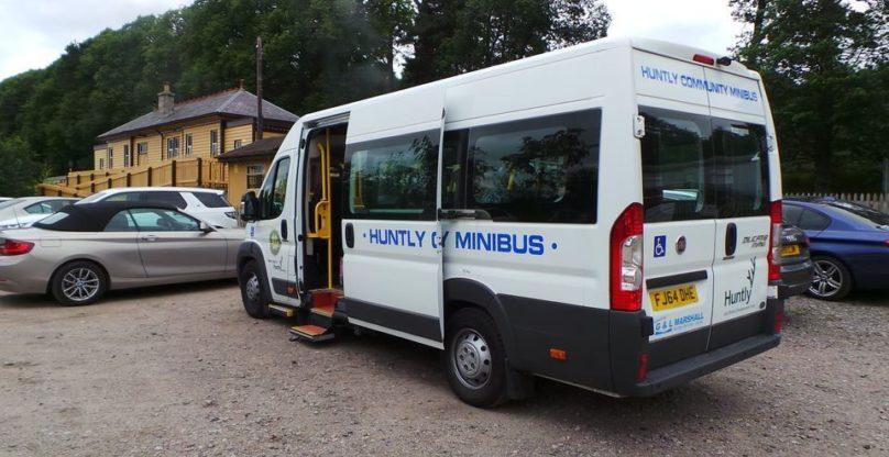 Community Mini Bus